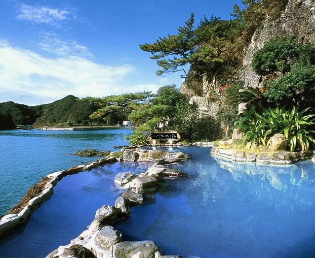 南纪胜浦温泉 中之岛酒店